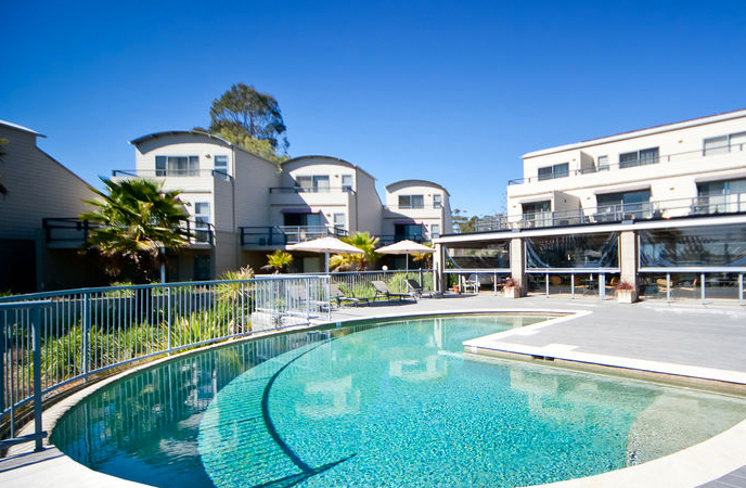 Corrigans Cove Batemans Bay Accommodation